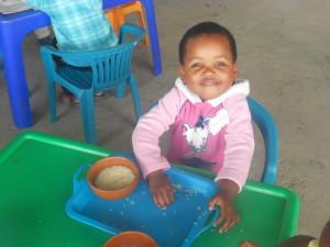 Newby Siyanelisa, spooning