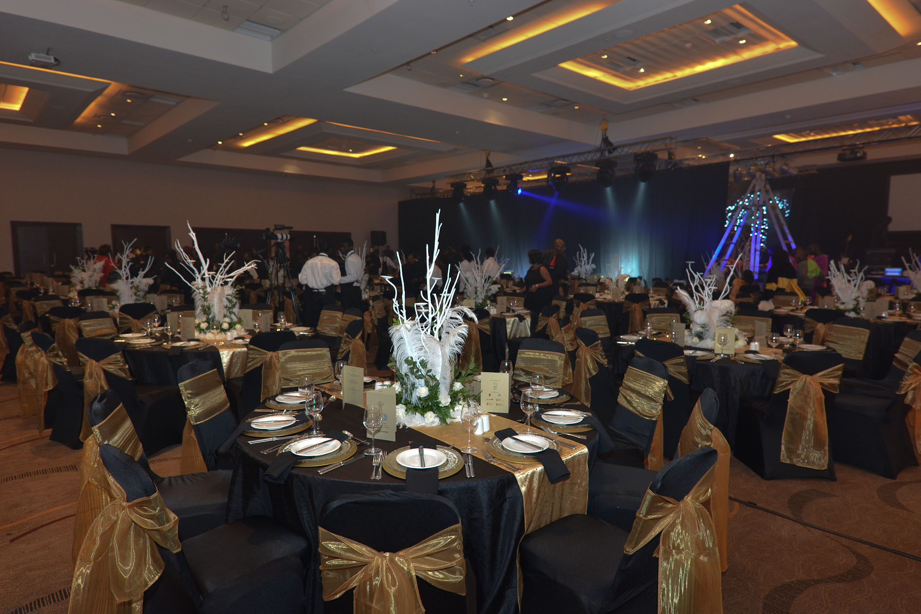 SA ECD Awards - The Ballroom, Montecasino