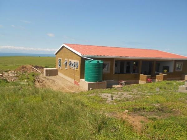 New Ikhaya Labantwana Montessori