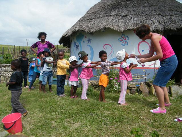 Ikhaya Labantwana 2011: Our first weeks back