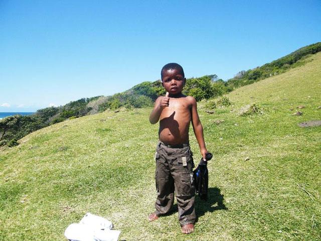 Thank you and cheers to 2011 at Ikhaya Labantwana Montessori