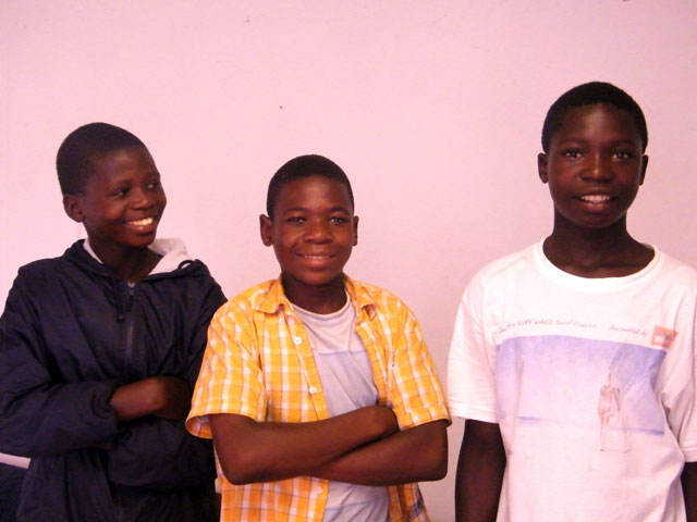 Marhenene boys' turn into film-makers…watch this!