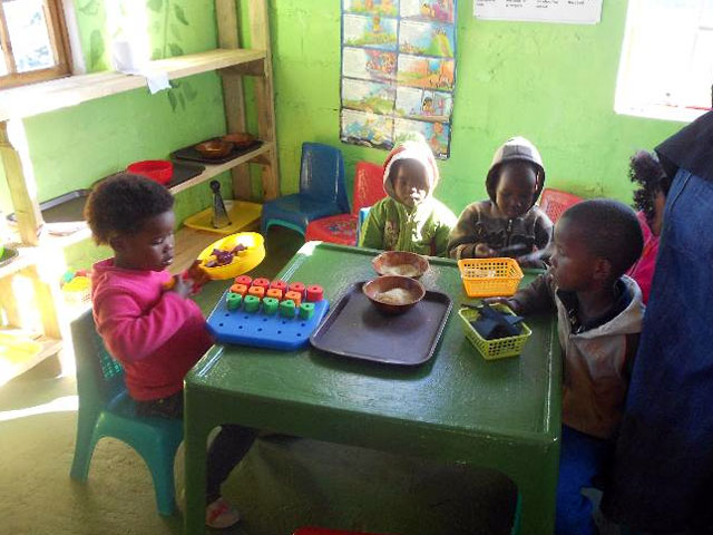 Ikhaya Labantwana Montessori Early Learning Centre