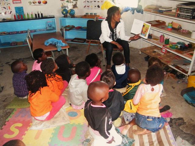 Ikhaya Labantwana Montessori – Jan/Feb 2011 Catch up!