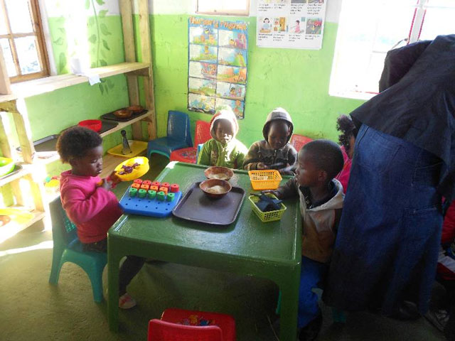 ILM's first cluster pre-school kicks off – May 2012